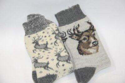 носки олени