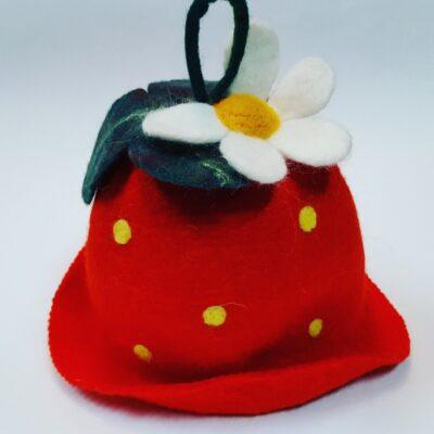 шапка для бани Ягодка моя