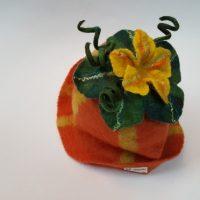 банная шапка тыковка