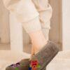 Тапочки Красная смородина.