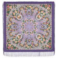 платок кармелита фиолетовый