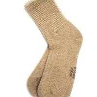 Шерстяные носки Снегири.
